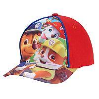 Toddler Boy Paw Patrol Chase, Marshall & Rubble Baseball Cap