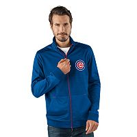 Men's Chicago Cubs Player Full-Zip Lightweight Jacket