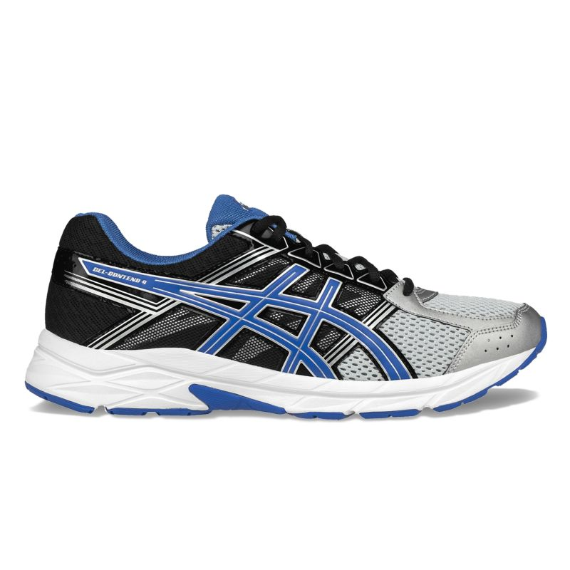 ASICS GEL-Contend 4 Men's Running Shoes, Size: 15, Grey thumbnail