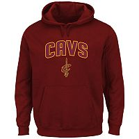 Boys 8-20 Majestic Cleveland Cavaliers Hoodie