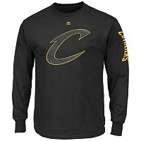 Big & Tall Majestic Cleveland Cavaliers Hit Tee