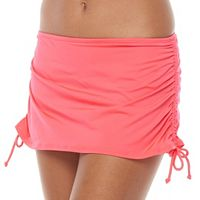 Women's Apt. 9® Solid Drawstring Skirtini Bottoms