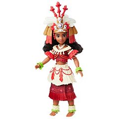 Disney's Moana Ceremonial Dress Doll by Hasbro by