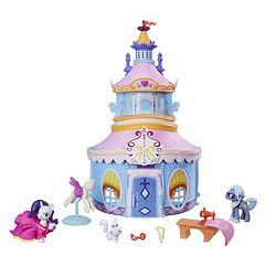 My Little Pony Friendship Is Magic Collection Rarity Carousel Boutique Set by