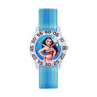 Disney's Moana Kids' Reversible Time Teacher Watch