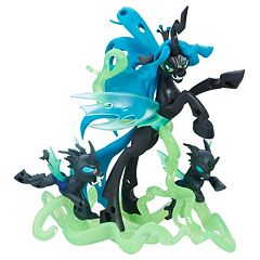 My Little Pony Guardians of Harmony Fan Series Queen Chrysalis Sculpture by