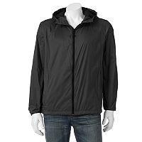 Men's Hemisphere Packable Hooded Rain Jacket
