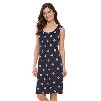 Women's Croft & Barrow® Pintuck Shift Dress
