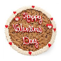 Mrs. Fields Round Valentine's Day Cookie Cake