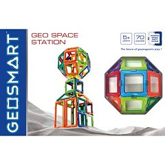 Geosmart 70-pc. Geo Space Station Set by