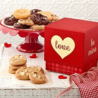 Mrs. Fields Little Bit Of Love Valentine's Day Cookie Gift Box