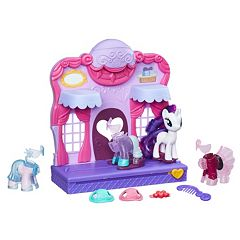 My Little Pony Friendship is Magic Rarity Fashion Runway Playset by