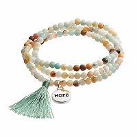 Healing Stone Amazonite Bead &
