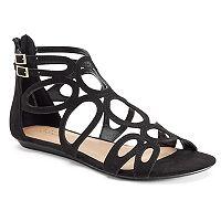 LC Lauren Conrad Glossy Women's Sandals