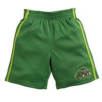 Boys 4-7 John Deere Tractor Graphic Athletic Short
