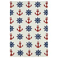 Kaleen Sea Isle Nautical Rug