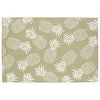 Kaleen Sea Isle Pineapple Rug