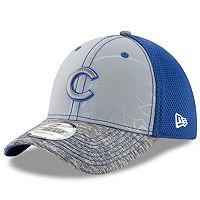 Adult New Era Chicago Cubs 39THIRTY Shadow Reflect Flex-Fit Cap