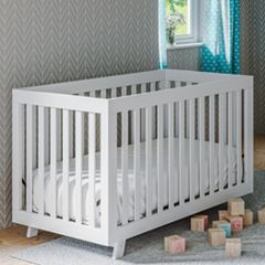 Status Beckett 3-in-1 Convertible Crib