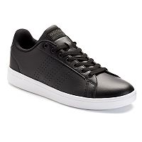 adidas NEO Cloudfoam Advantage Clean Men's Leather Sneakers