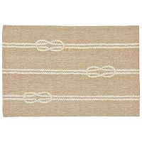 Trans Ocean Imports Liora Manne Front Porch Capri Ropes Indoor Outdoor Rug