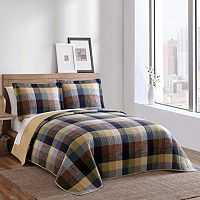 Brooklyn Loom Park Slope Quilt Set