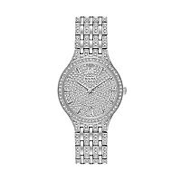 Bulova Women's Crystal Stainless Steel Watch - 96L243