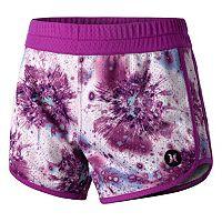 Girls 7-16 Hurley Dri-FIT Printed Mesh Beachrider Shorts