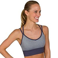 Jockey Sport Bras: Free Flow Low-Impact Sports Bra 9276