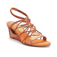 New York Transit Fancy One Women's Wedge Sandals