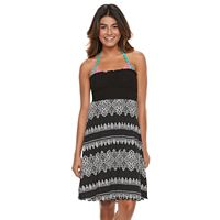 Women's Apt. 9® Smocked Tube Dress Cover-Up