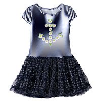 Girls 4-6x Nanette Daisy Anchor Dress