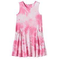 Girls 4-6x Design 365 Tie-Dye Dress