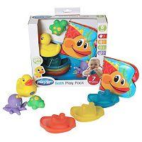 Playgro 15-pc. Bath Play Gift Set