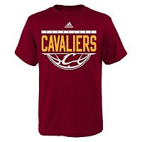 Boys 8-20 adidas Cleveland Cavaliers Balled Out Tee