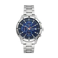 Seiko Men's Stainless Steel Chronograph Watch - SKS559