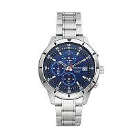 Seiko Men's Stainless Steel Chronograph Watch - SKS559