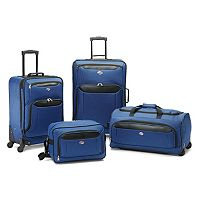 American Tourister Brookfield 4-Piece Spinner Luggage Set