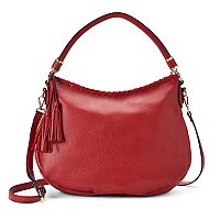 Mellow World Pia Whipstitch Hobo