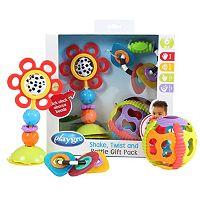 Playgro Shake, Twist & Rattle Gift Pack
