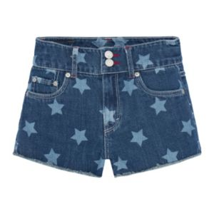 Girls 7-16 Levi's High Rise Novelty Shorty Jean Shorts