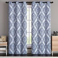 VCNY Home 2-pack London Blackout Curtain