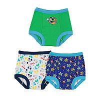 Disney's Mickey Mouse Toddler Boy 3-pk. Training Pants