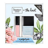butter LONDON A Perfect Pair 2-pc. Plush Rush Lip Gloss & Nail Lacquer Set