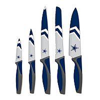 Dallas Cowboys 5-Piece Cutlery Knife Set