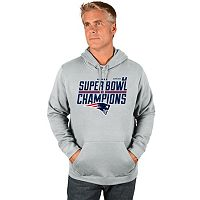 Men's Majestic New EnglandPatriots Super Bowl LI Champs Hoodie