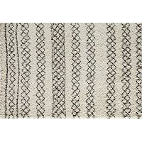 Momeni Maya Chain Striped Shag Rug