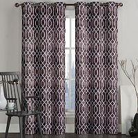 VCNY Home 2-pack Andrea Curtain
