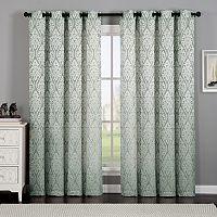 VCNY Home Calibra Jacquard Curtain