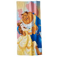 Disney's Beauty and the Beast Beach Towel
